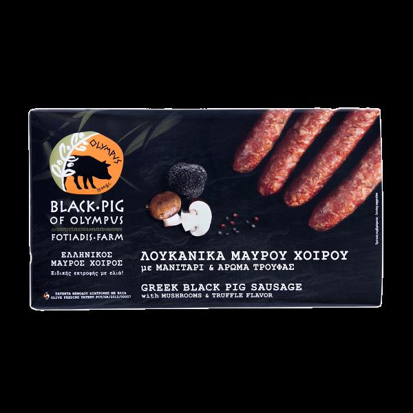 Λουκάνικo Με μανιτάρια και τρούφα Συσκ. ~320 gr